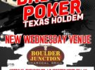 Texas Holdem Every Wednesday